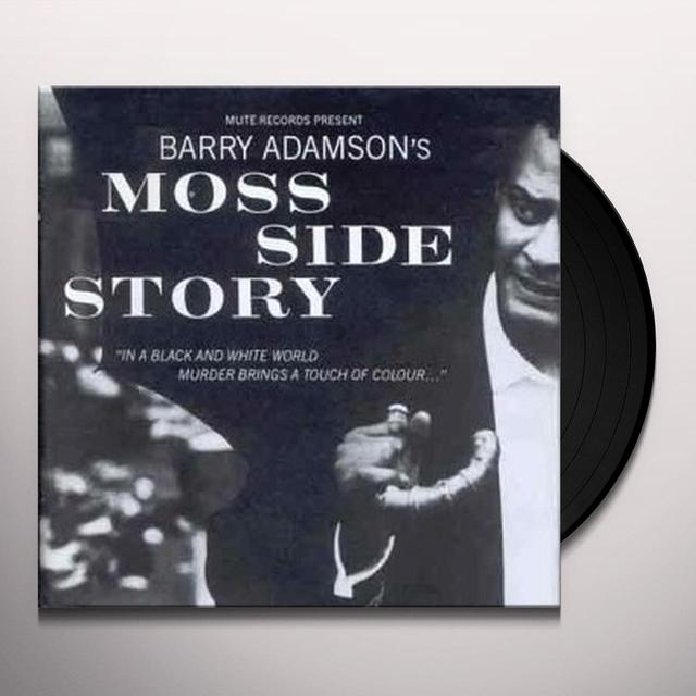 Barry Adamson MOSS SIDE STORY Vinyl Record