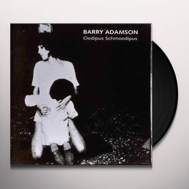 Barry Adamson OEDIPUS SCHMOEDIPUS Vinyl Record - UK Import