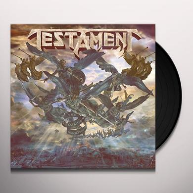 Testament FORMATION OF DAMNATION Vinyl Record - UK Release