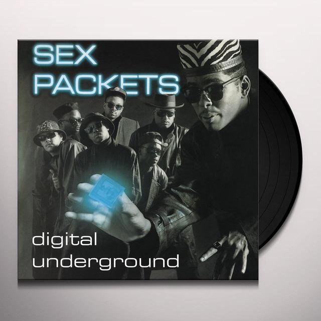 Digital Underground SEX PACKETS Vinyl Record - 180 Gram Pressing