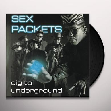 Digital Underground SEX PACKETS Vinyl Record - 180 Gram Pressing