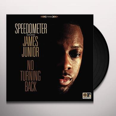 Speedometer NO TURNING BACK Vinyl Record