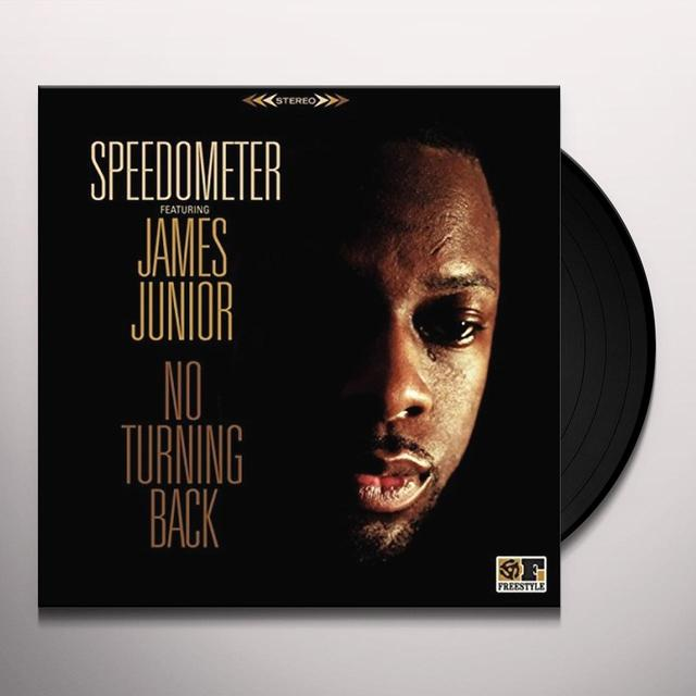 Speedometer NO TURNING BACK Vinyl Record