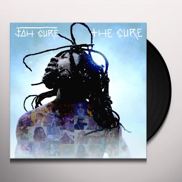 Jah Cure CURE Vinyl Record