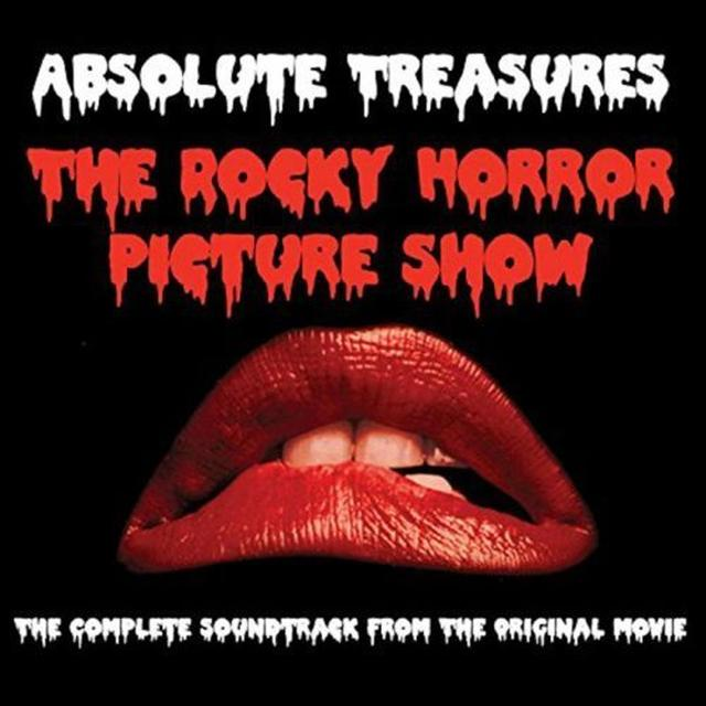 Rocky Horror Picture Show ABSOLUTE TREASURES - O.S.T. Vinyl Record