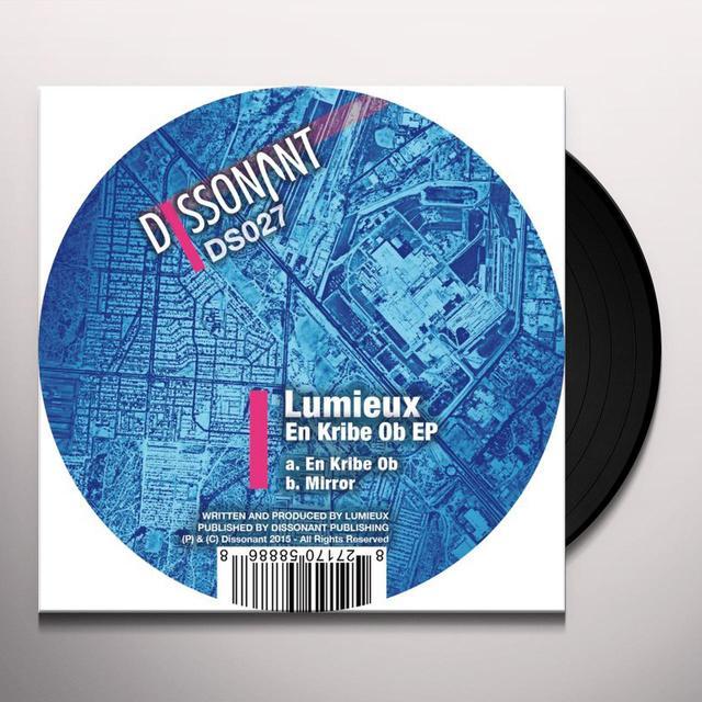 LUMIEUX EN KRIBE OB (EP) Vinyl Record