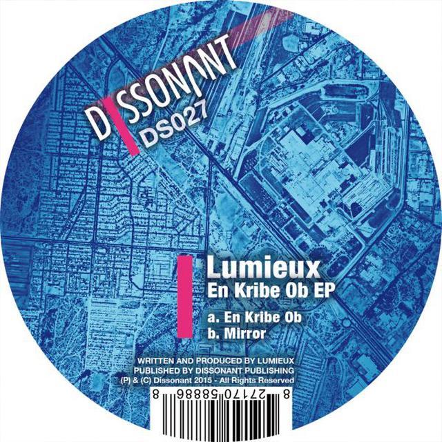 LUMIEUX EN KRIBE OB Vinyl Record