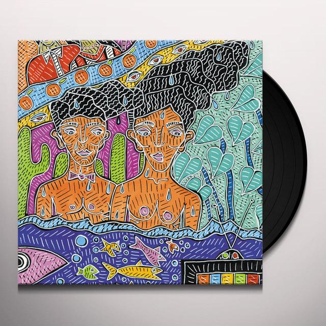 JEE JEE BAND GLASS FISH Vinyl Record