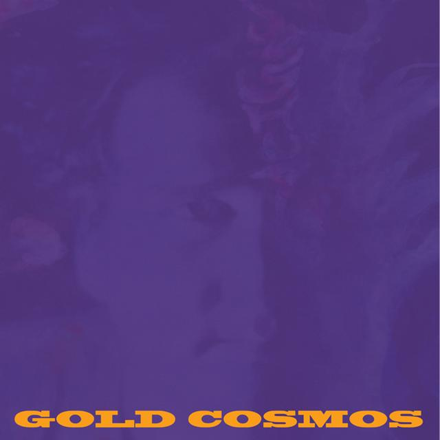 Joshua Burkett GOLD COSMOS Vinyl Record