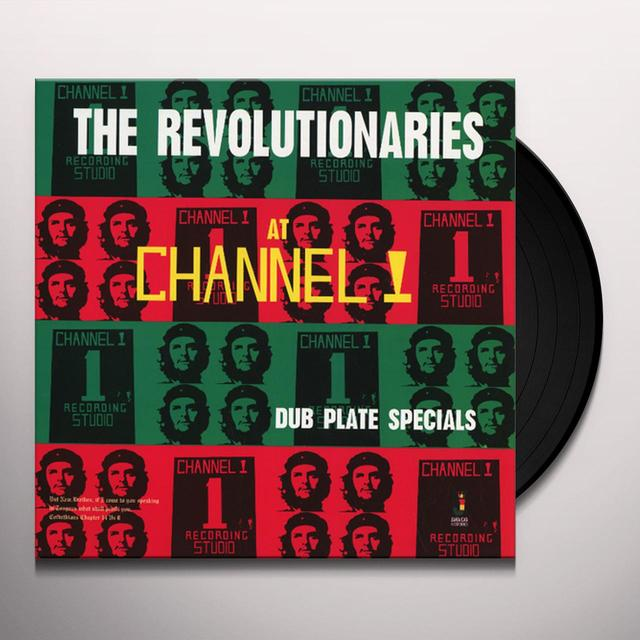 Revolutionaries DUBPLATE SPECIAL Vinyl Record