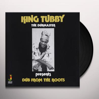 King Tubby DUB FROM THE ROOTS Vinyl Record