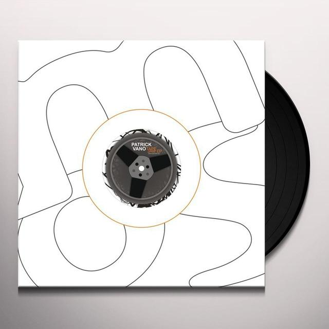 Patrick Vano TAPE JAM (EP) Vinyl Record