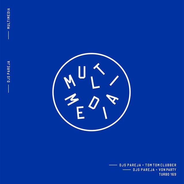 Djs Pareja MULTIMEDIA Vinyl Record