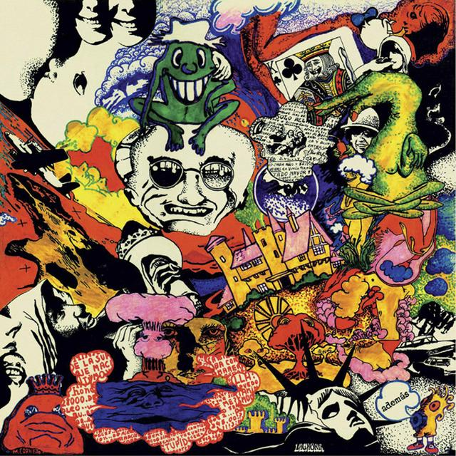 Laghonia ETCETERA Vinyl Record
