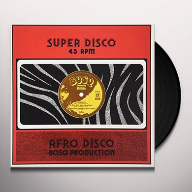 BOSQ TAKE OVER Vinyl Record