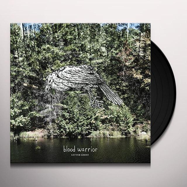 Blood Warrior LETTER GHOST Vinyl Record - Digital Download Included