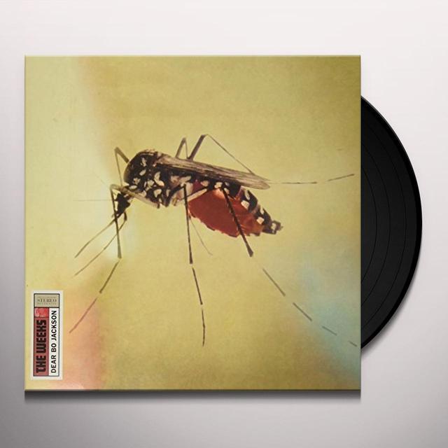Weeks DEAR BO JACKSON Vinyl Record