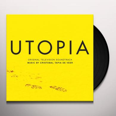 UTOPIA / O.S.T. (LTD) (OGV) (YLW) UTOPIA / O.S.T. Vinyl Record - Limited Edition, 180 Gram Pressing, Yellow Vinyl