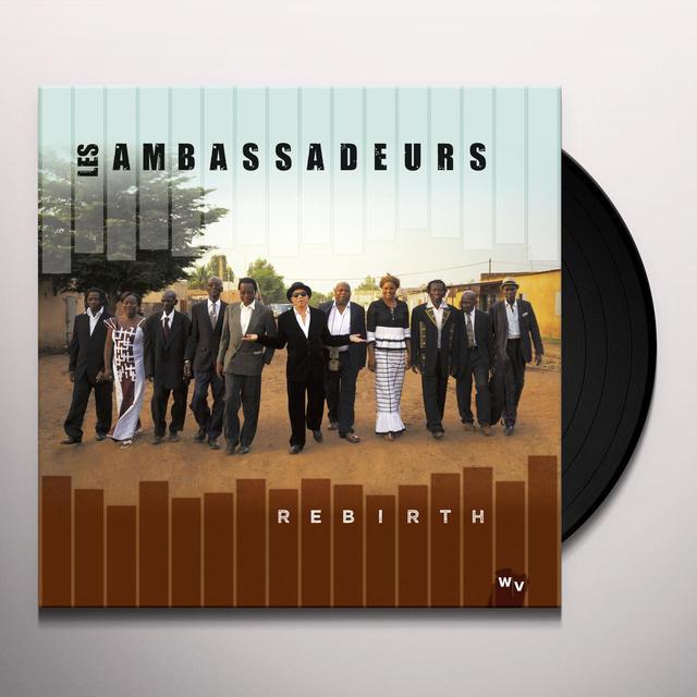 LES AMBASSADEURS REBIRTH Vinyl Record