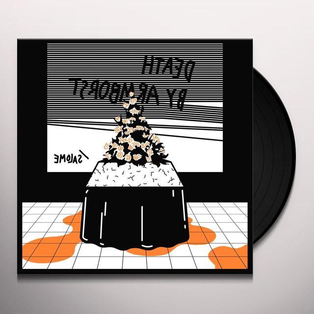 DEATH BY ARMBORST SALOME Vinyl Record - 10 Inch Single