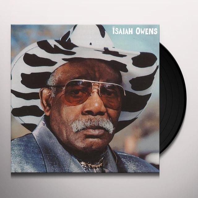 Isiah Owens YOU WITHOUT SIN CAST THE FIRST STONE Vinyl Record