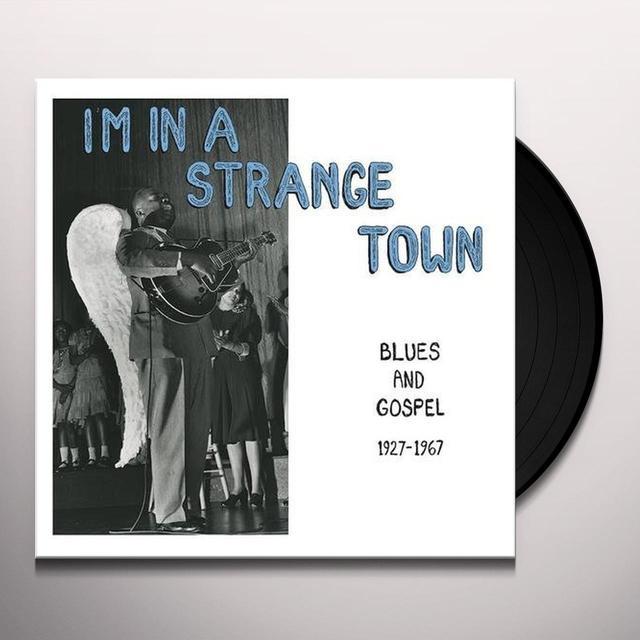 I'M IN A STRANGE TOWN / VARIOUS Vinyl Record