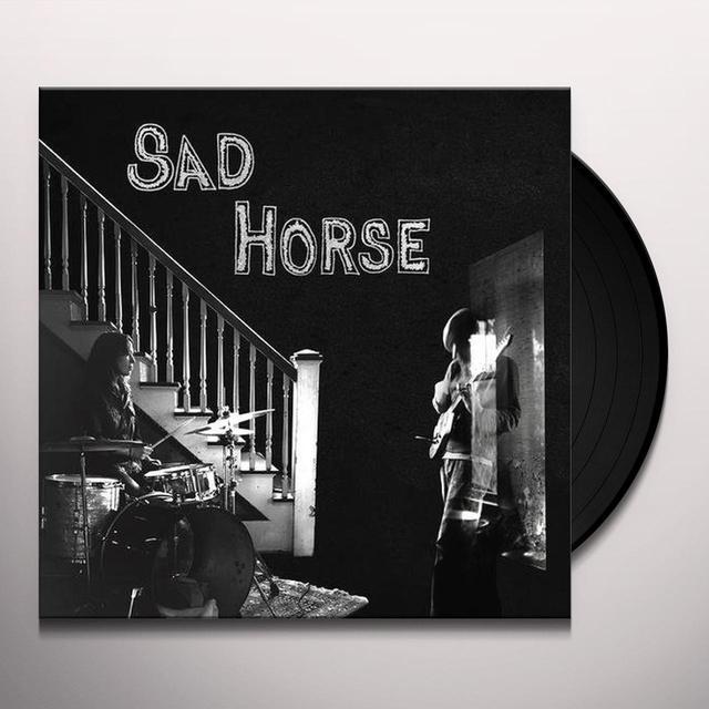 Sad Horse GREATEST HITS Vinyl Record