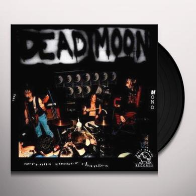 Dead Moon NERVOUS SOONER CHANGES Vinyl Record