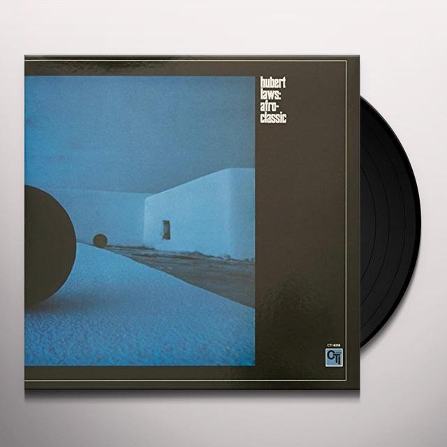 Hubert Laws AFRO CLASSIC Vinyl Record - 180 Gram Pressing