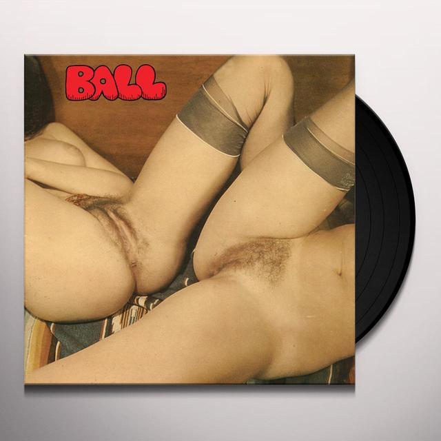Ball FYRE (EXCO) Vinyl Record