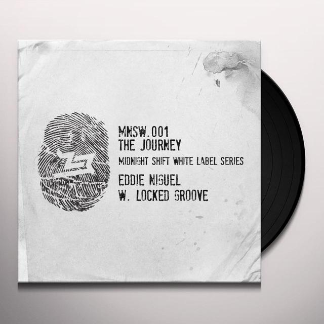 Eddie Niguel & Locked Groove JOURNEY Vinyl Record