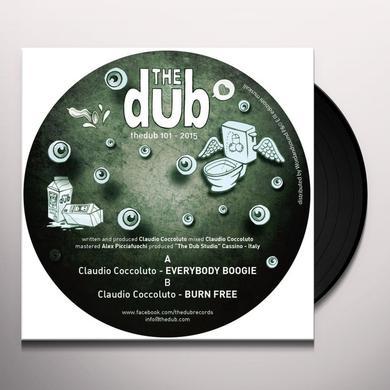 Claudio Coccoluto THEDUB 101 Vinyl Record