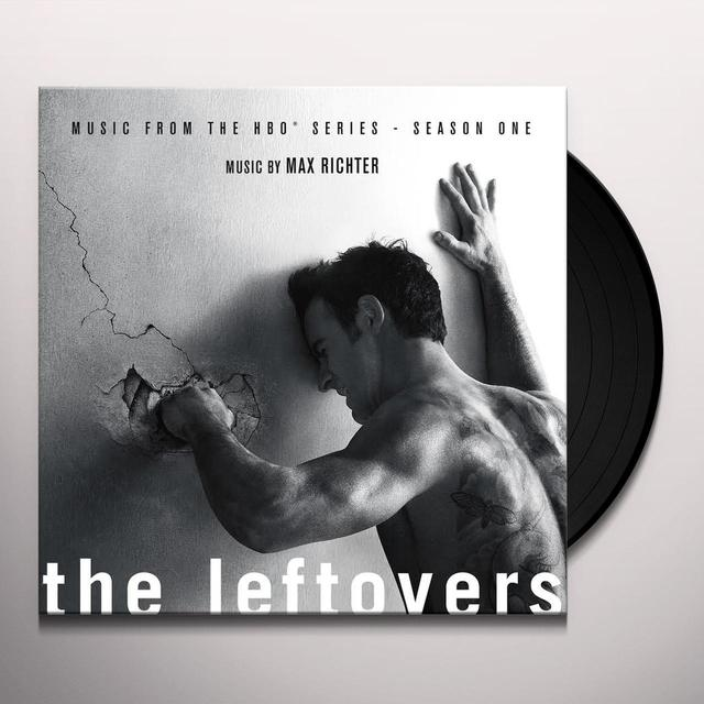Max Richter LEFTOVERS / O.S.T. Vinyl Record - Black Vinyl, Limited Edition, 180 Gram Pressing