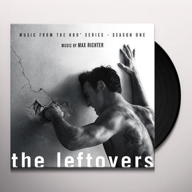 Max Richter LEFTOVERS / O.S.T. Vinyl Record - Black Vinyl, Limited Edition, 180 Gram Pressing