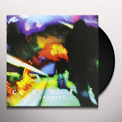 CAVES LEAVING (1 SIDED 12 INCH) Vinyl Record