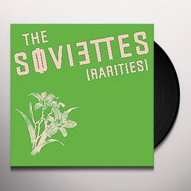 Soviettes RARITIES Vinyl Record