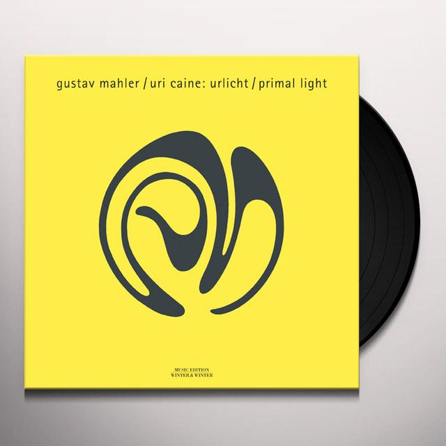 Mahler / Uri Caine GUSTAV MAHLER / PRIMAL LIGHT Vinyl Record