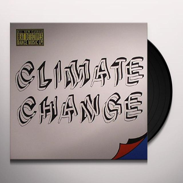 Beat Detectives CLIMATE CHANGE Vinyl Record