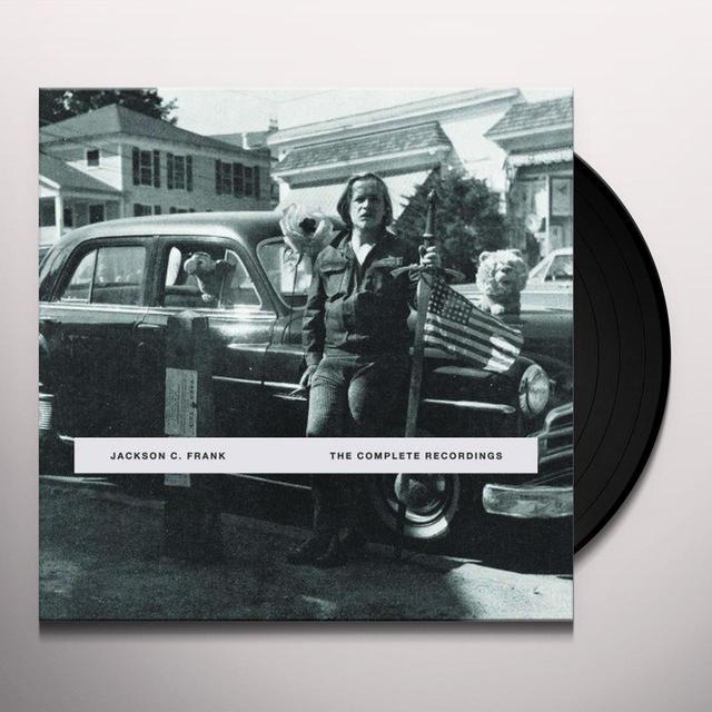 Jckason Frank COMPLETE RECORDINGS VOL. 2 Vinyl Record