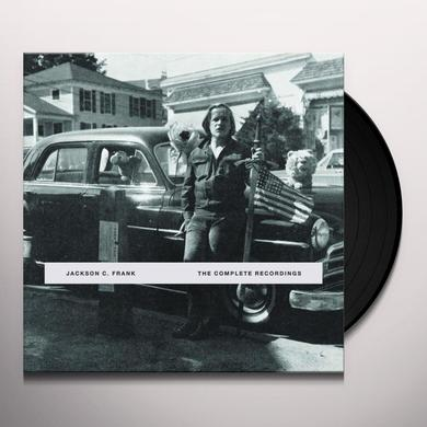 Jackson C. Frank COMPLETE RECORDINGS VOL. 3 Vinyl Record