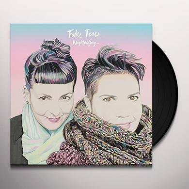 FAKE TEARS NIGHTSHIFTING Vinyl Record
