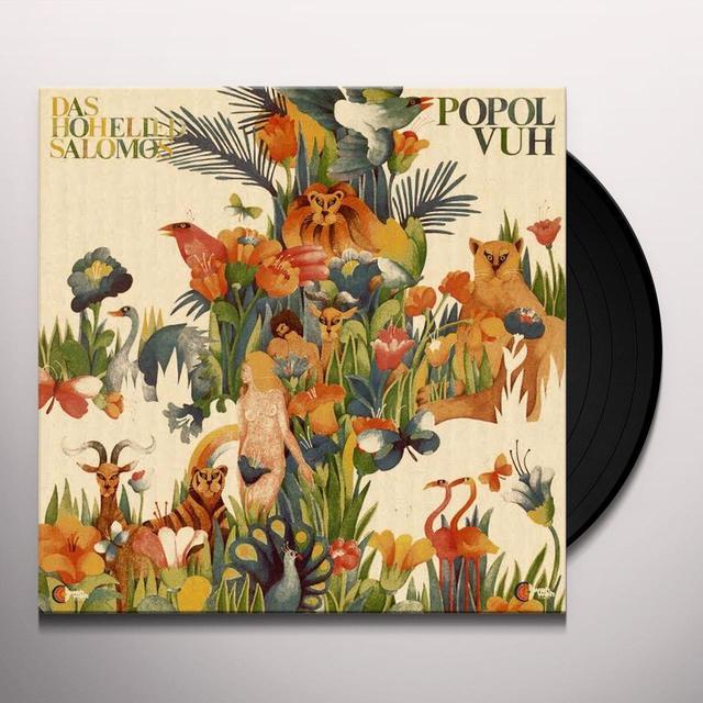 Popol Vuh DAS HOHELIED SALOMOS (BONUS TRACKS) Vinyl Record
