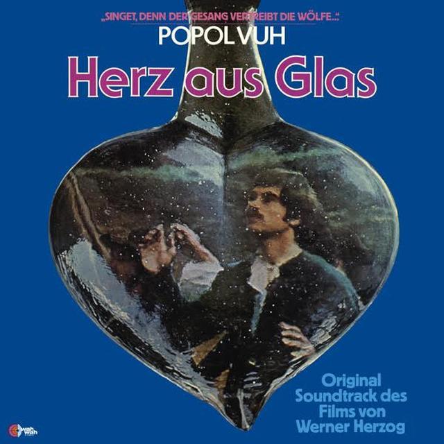 Popol Vuh HERZ AUS GLASS Vinyl Record