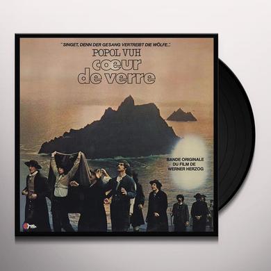 Popol Vuh COUER DE VERRE Vinyl Record