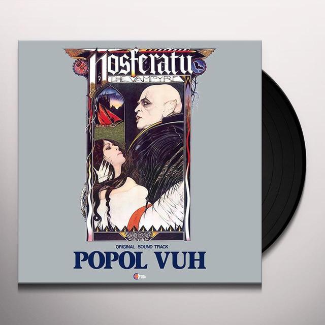 Popol Vuh NOSFERATU (BONUS TRACK) Vinyl Record