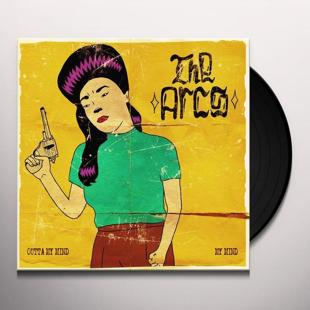 ARCS OUTTA MY MIND / MY MIND Vinyl Record