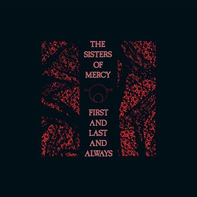 Sisters Of Mercy FIRST & LAST & ALWAYS ERA Vinyl Record