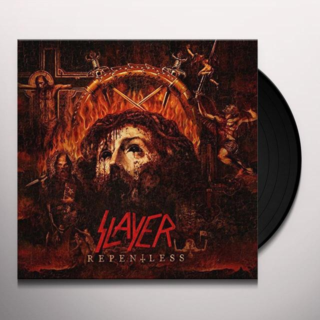 Slayer REPENTLESS Vinyl Record