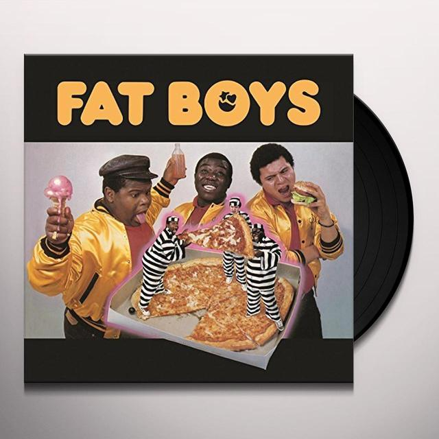 FAT BOYS Vinyl Record