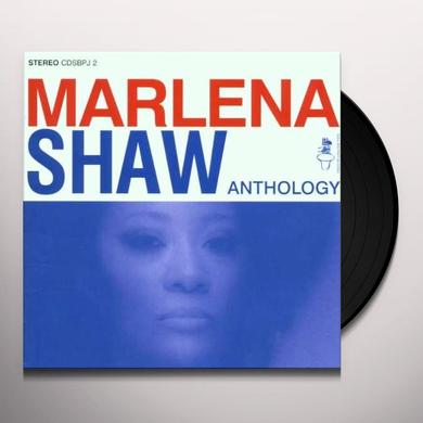 Marlene Shaw ANTHOLOGY Vinyl Record - 180 Gram Pressing
